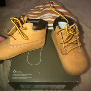 Infant timberlands
